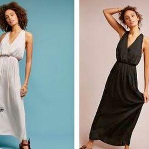 Anthropologie Nikia Black Dress